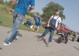 Report Felony Charges Filed Against 3 In Violent Road Rage Incident