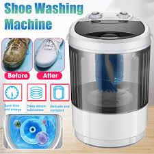 4.5Kg Di Động Giày Máy Giặt Gia Đình Đơn Ống Máy Giặt Và Máy Sấy Máy Giày  UV Bacteriostasis Giày Bụi|Máy giặt