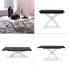 Coffee Dining Table Convertible Sofa Table That Converts To A Dining Table  Coffee Table That