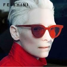 Detail Feedback Questions about <b>Feishini</b> Pink korea <b>Fake Glasses</b> ...