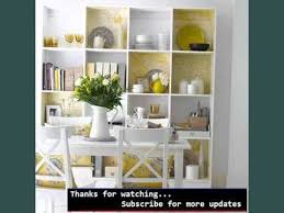 Small Picture Wall Storage Shelves Ideas Open Shelving Small Kitchen YouTube