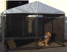 10x10 dog kennel cover heat wind screen outdoor pet winter snow block sun shade
