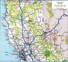 map northern california throughout  roundtripticketme