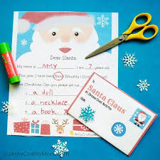 Our free printable letter to santa and matching envelope will help you get this. Free Printable Letter To Santa And Envelope For Children Artsy Craftsy Mom