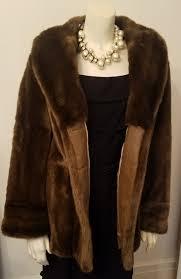 mincara by russel taylor vintage fur coat