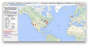 mapping  plot latitudelongitude values from csv file on google