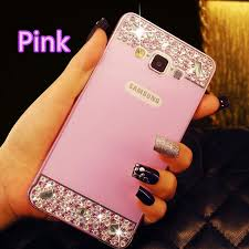 iphone 5s gold case for girls. perfect pink samsung note 3 4 5 s5 s6 bright diamond case with metal frame for iphone 5s gold girls -