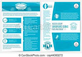 Orthopedic Radiology Medicine Brochure Template