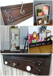 how to repurpose furniture and