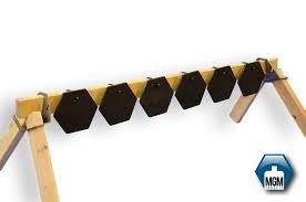 steel challenge plate rack