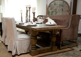 Furniture Ivory Sip Cover For Traditional Dining Room Decor - Best quality dining room furniture