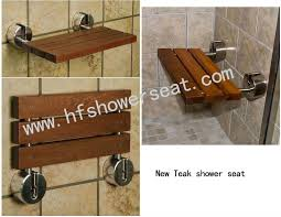 teak shower seat folding chair with regard to remodel 19