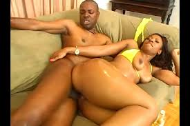 Delotta brown threesome withskyy black anal
