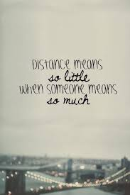 Quotes About Long Distance Friendship
