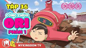 CÔNG CHÚA ORI - Phần 1 | Tập 36: Học Trò Quá Tuổi | Phim hoạt hình Ori -  Akbarmontada