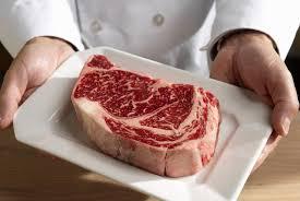 what is marbling in steak