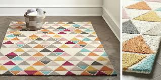 kids rug gallery triangle children playroom rugs