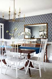 Best Dining Rooms Images On Pinterest - Dining room chairs blue