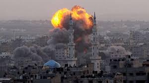 Israel arrasa o cuartel de Hamas e Gaza prepárase para a inminente invasión  - A Opinión da Coruña