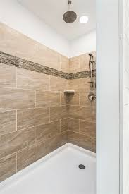4 x 6 ceramic walk in shower without corner seat