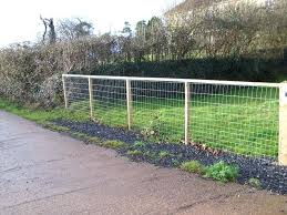 dog proof fence with chicken wire hiremailinfo