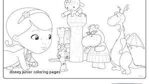 Coloring Pages Doc Mcstuffins Coloring Pages Disney Junior Free