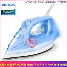 Bàn ủi hơi nước cao cấp Philips GC2676 2000W