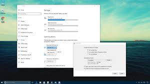How To Change Where Apps Are Installed On Android How To Install Apps On A Separate Drive On Windows 10 Windows Central