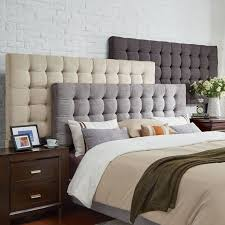 Creative of Padded Headboard King Size Great Diy King Size Headboard Ideas  91 For Your Diy Upholstered
