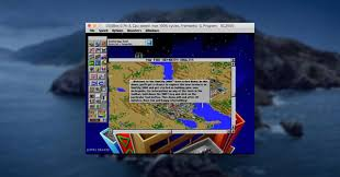 play old dos games on macos with dosbox