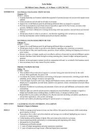 Print Buyer Resume Samples Velvet Jobs