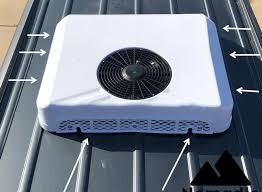 So can you power an rv air conditioner with solar? Nomadic Cooling 3000 12 Volt Roofop Air Conditioner Free Shipping