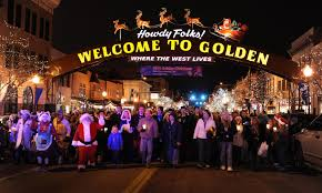 Golden Co Parade Of Lights Olde Golden Candlelight Walk The Know Locations