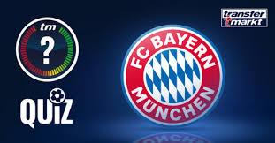 #miasanmia | bayern munich, fc bayern, or simply fcb, is one of europe's biggest and most successful sports clubs based in munich, bavaria, germany. Tm Quiz Teste Dein Wissen In 10 Fragen Uber Den Fc Bayern Munchen Transfermarkt