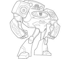 Transformers Coloring Pages Optimus Prime And Autobots In