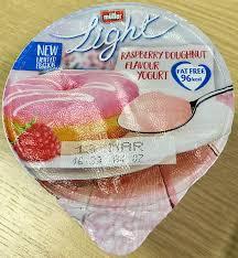 Muller Light Yogurt Tesco Foodstuff Finds Muller Light New Limited Edition