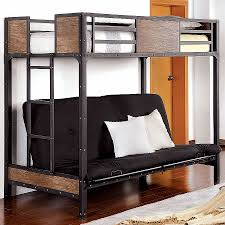 startling loft bed with futon underneath bunk beds large dog luxury bwi beautiful