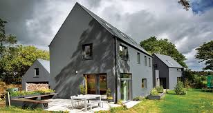 Building A Home On A Budget Longford Self Build Goes Certified Passive On A Budget