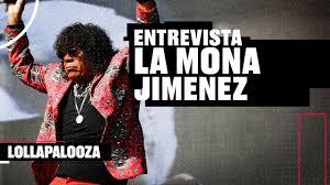 Entrevista La Mona Jimenez