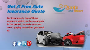 Instant Car Insurance Quote Classy Get Free Instant Car Insurance Quote Online From QuoteandInsure We