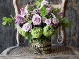 Purple and green wedding colors Pink Brilliant Purple And Green Centerpieces For Wedding Purple And Green Wedding Ideas Weddings Lilly Martha Stewart Weddings Brilliant Purple And Green Centerpieces For Wedding Purple And Green