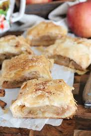 The Easiest Apple Strudel Recipe The Anthony Kitchen