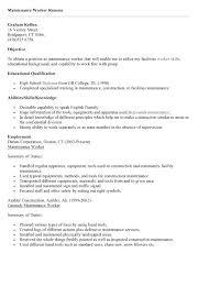 Iron Worker Resume Objectives Ironworker Apprentice Job Best
