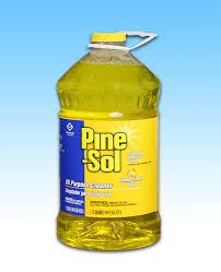 pine sol disinfectant lemon mercial