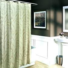 what are the dimensions of a shower curtain standard shower curtain length lengths short a extra