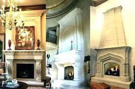 concrete fireplace mantel precast fireplace surround new cast stone mantel fireplaces surrounds mantels staining concrete fireplace