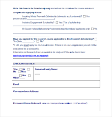 Registration Form Template Word Free Course Registration Form Template Word 11 School Application
