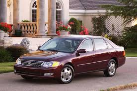 2003 Toyota Avalon Reviews and Rating | Motor Trend