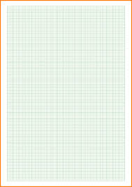 6 Graph Paper Template Free Management On Call