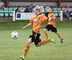 Wolves Women lost first game of season | --- Paddytheflea's Blog ---